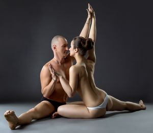 Yoga para lograr un buen orgasmo: 6 posturas recomendadas