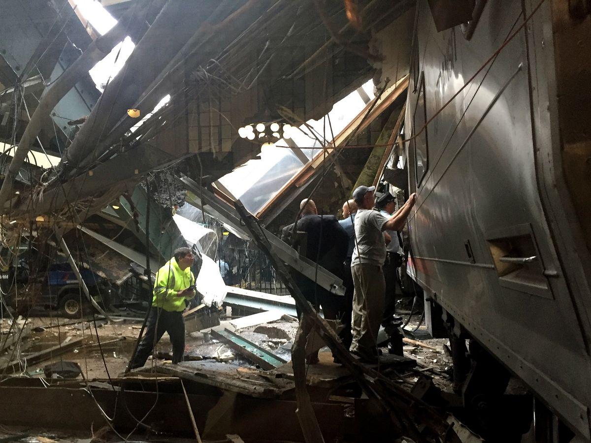 La prueba no hecha a conductores de trenes en EEUU que pone en riesgo millones de vidas