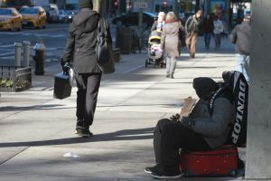 Cifra de Homeless alcanza record histórico en Nueva York