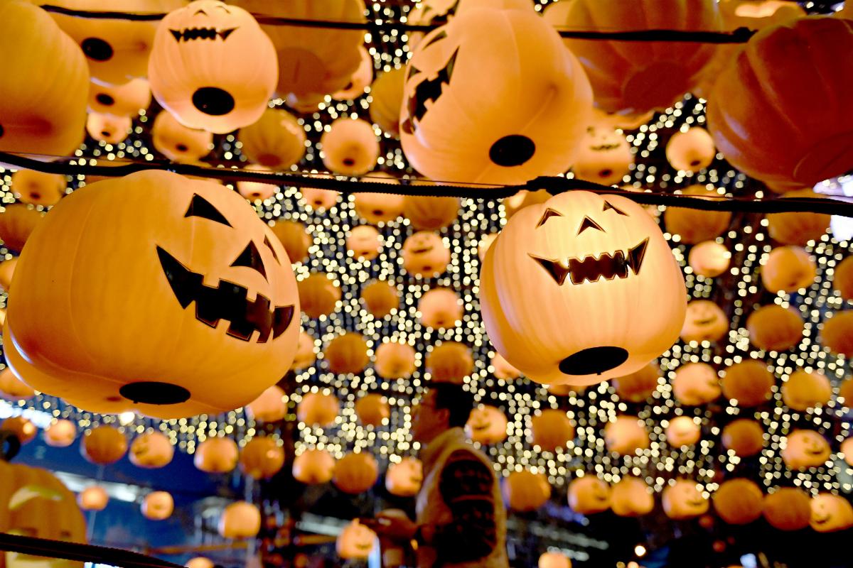 Cómo estar seguro durante Halloween