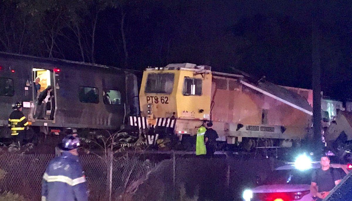 Descarrila tren en NY, reportan entre 50 y 100 heridos