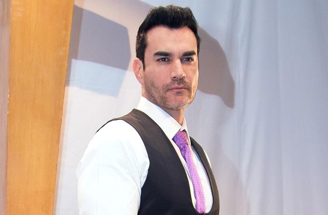 David Zepeda, actor de la telenovela 'Tres Veces Ana', presenta nuevo disco