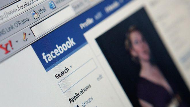Chica de 14 años apareció desnuda en Facebook y ahora reacciona contra la red social