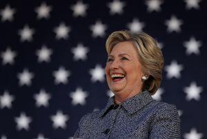Hillary Clinton íntima en la portada de la revista Hola! USA