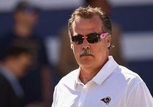 """Derrota de Rams """"muerde"""" a su entrenador"""