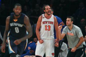 Los Knicks dan esperanzas al Garden