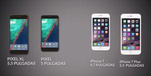 Video: ¿Es Google Pixel mejor que el iPhone 7?