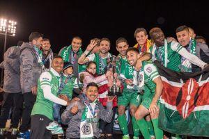 Cosmos se corona campeón en la ley de los penales; mexicano Torrado, subcampeón