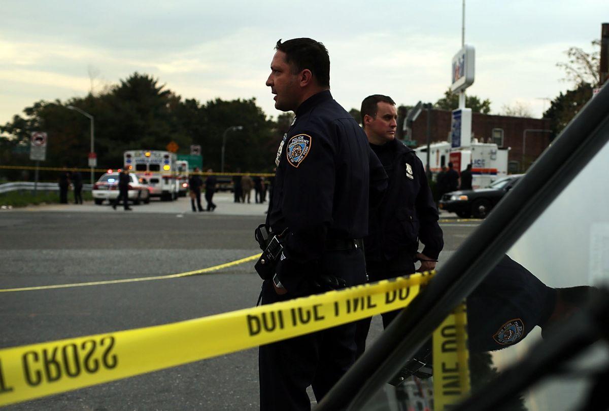 Muere sargento del NYPD mientras respondía a escena en El Bronx