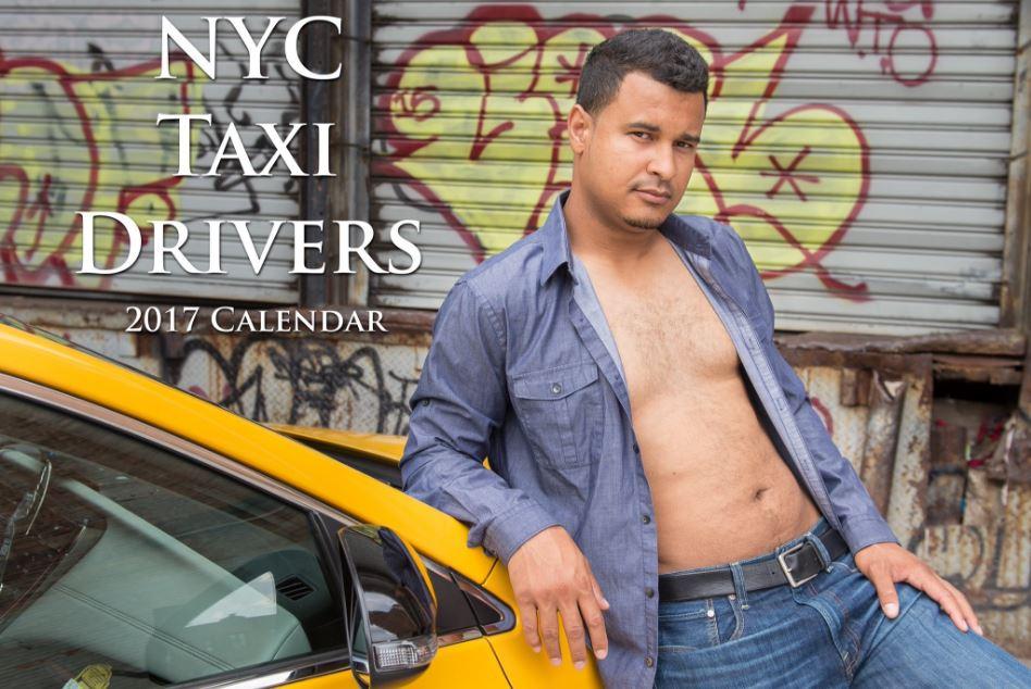 Fotos: ¡Caliente! Taxistas de NYC se destapan en nuevo calendario