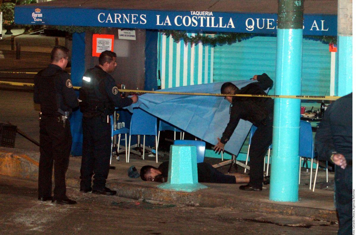 En la Colonia Narvarte de la Ciudad de México han aumentado los delitos.