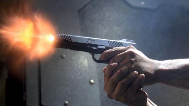 Las armas son el segundo motivo de la muerte de jóvenes adultos en EEUU.