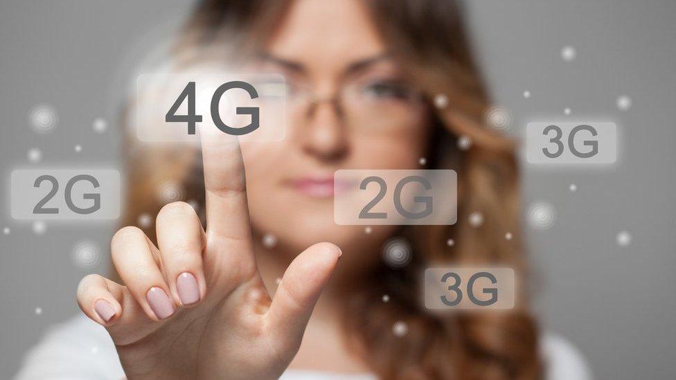La tecnología 4G todavía no es una realidad global.