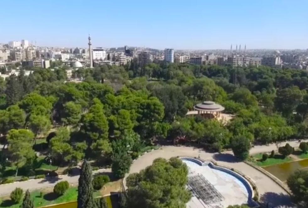 Así era Alepo antes de la guerra