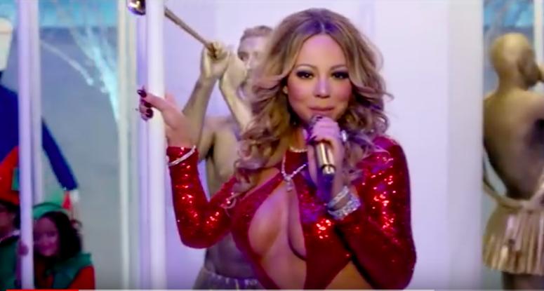 Mariah es oficialmente la reina de la Navidad.