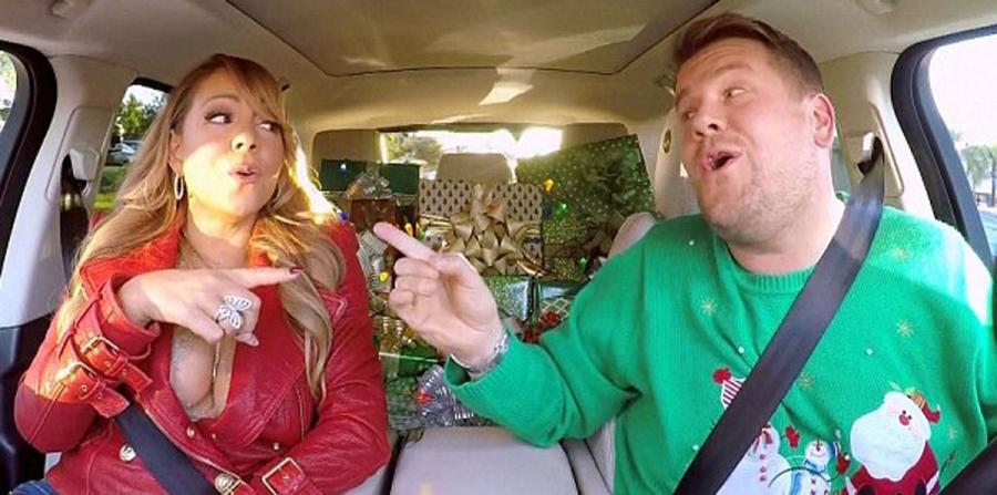 "Mariah cantó su mítico ""All I want for Christmas is you"" rodeada de sorpresas."