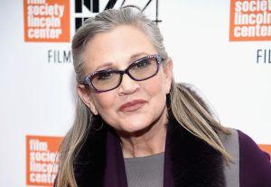 """Muere Carrie Fisher, la actriz que dio vida a la """"Princesa Leia"""""""