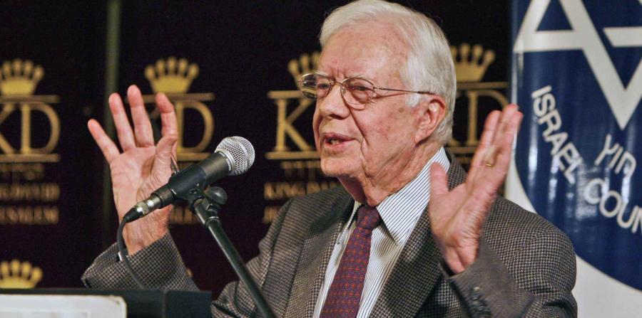 Carter recordó que aunque López Rivera rechazó en 1999 la clemencia ofrecida por el entonces presidente Bill Clinton, su decisión estuvo basada en que la oferta no incluyó a otros dos compañeros.