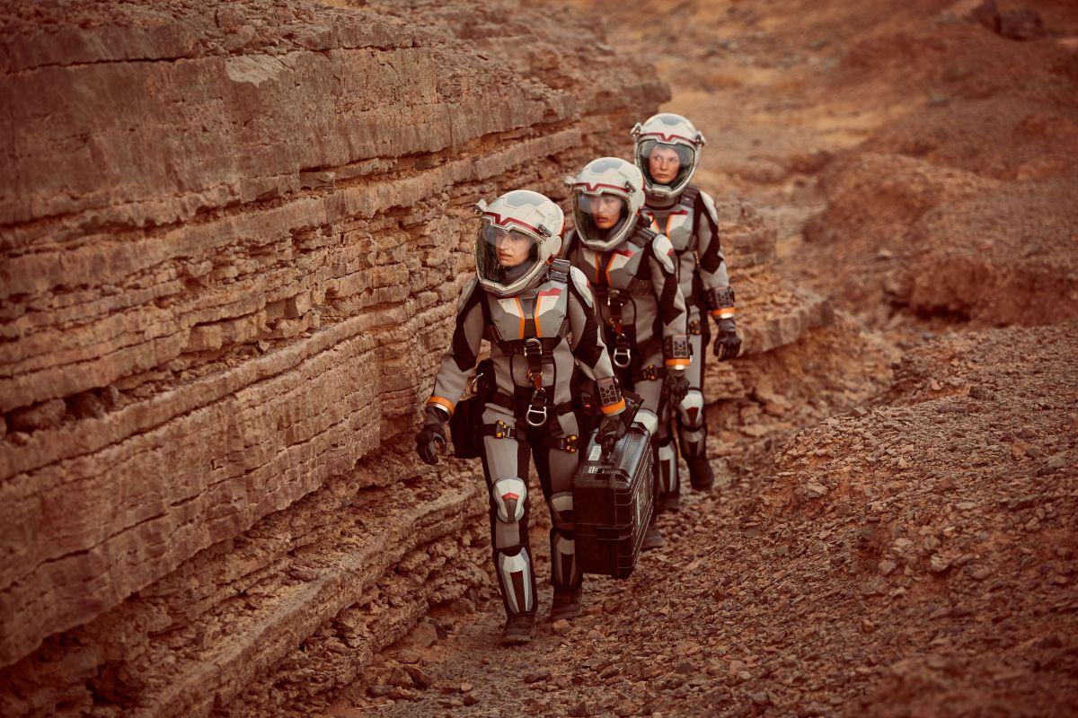 Una escena de MARS.
