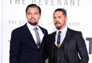 Mira por qué Tom Hardy se tatuará el nombre de Leonardo DiCaprio