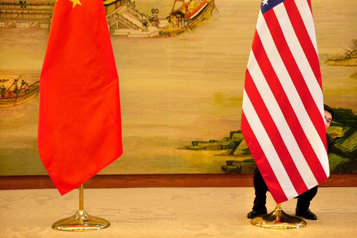 Las relaciones diplomáticas entre China y EEUU se tensaron durante varios días.