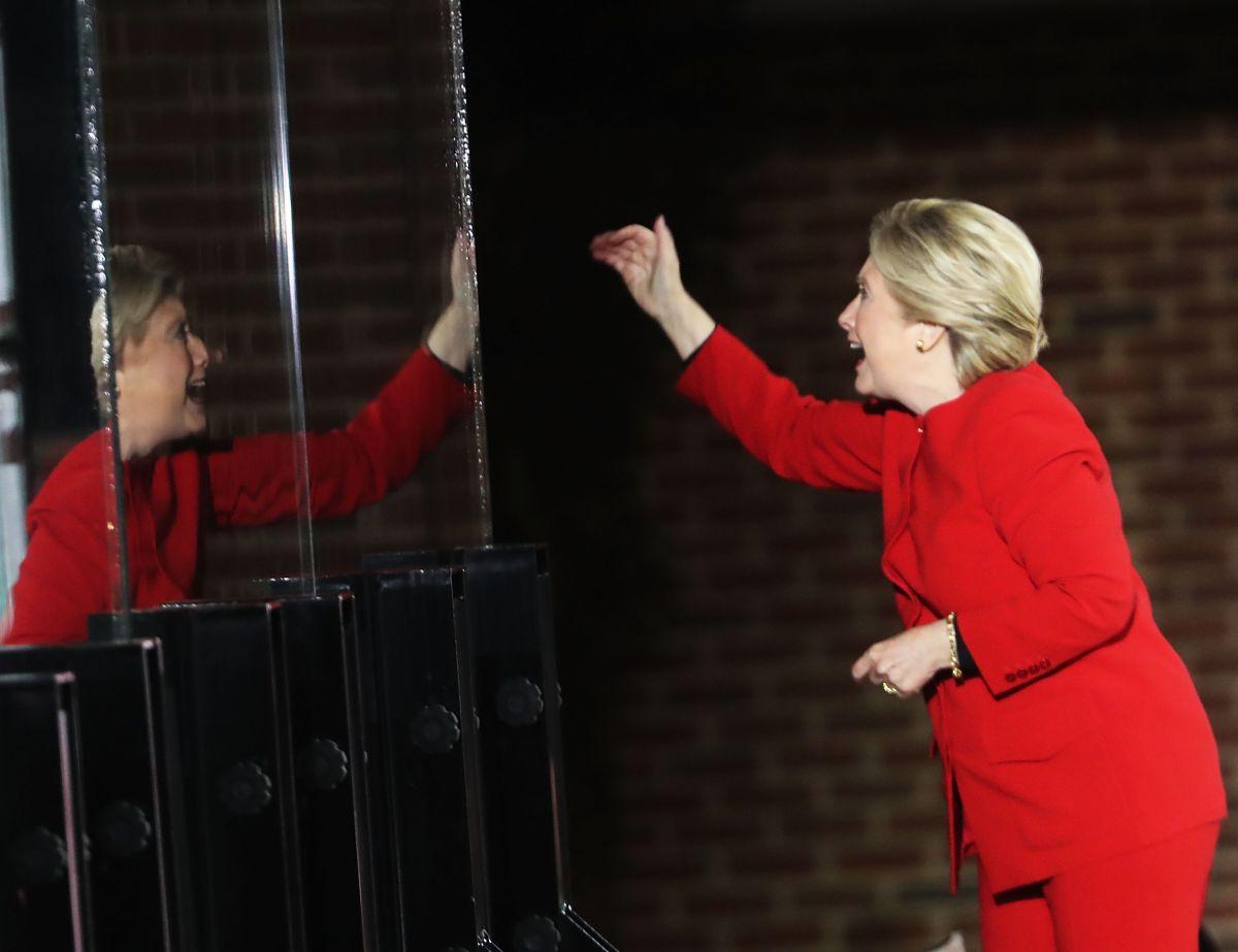 Clinton dará las gracias a sus donantes.