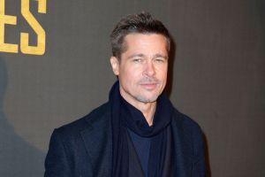 """Aseguran que Brad Pitt grabó 95 por ciento de sus escenas de acción en """"Bullet Train"""""""