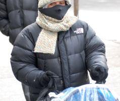 Neoyorquinos botan el frío por redes como Twitter; temperaturas se sienten bajo cero