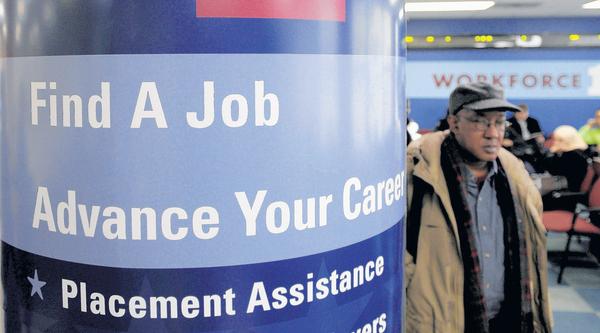 La marcha de la economía de EEUU permite añadir 227,000 empleos en enero