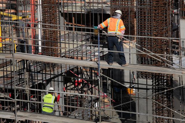 Mi experiencia como trabajadora de la construcción
