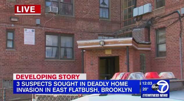 El hecho se reportó esta madrugada en el vecindario de East Flatbush, en Brooklyn.