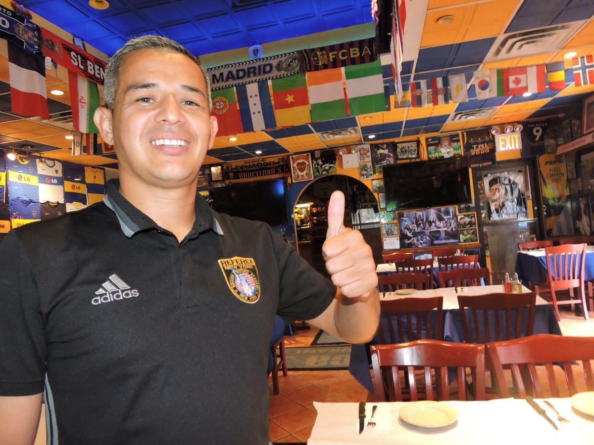 Jorge Ramírez enriquece con su experiencia el arbitraje de Nueva York.