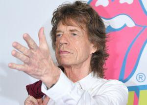 Nunca adivinarían el nombre del octavo hijo de Mick Jagger