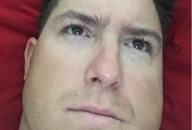 """Usuarios han llamado  """"cara de papa"""" al presunto infiel."""