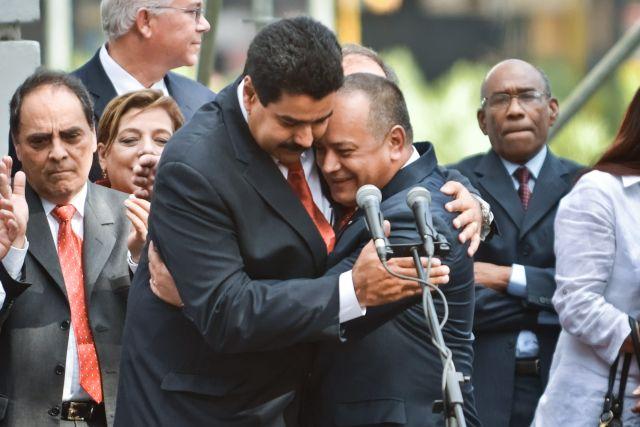 """""""Maduro es el nuevo Pablo Escobar y Diosdado Cabello es  'El Chapo'"""", dice Pastrana"""