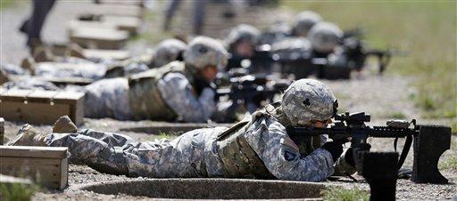 Abusos sexuales en el Ejército