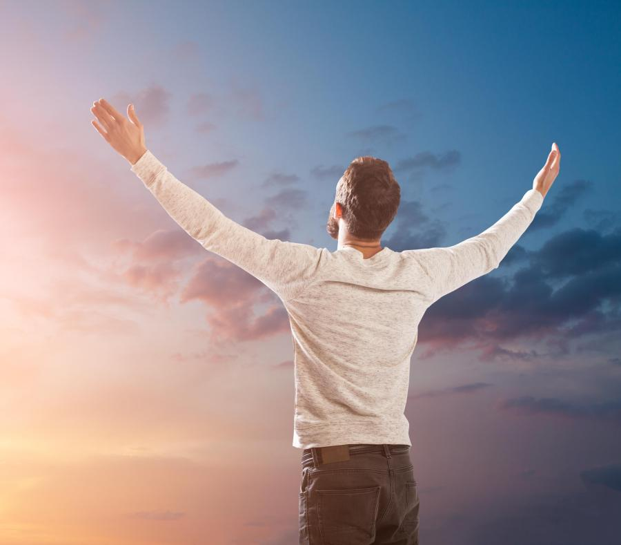 Según los científicos, se está comenzando a entender cómo el cerebro participa en las experiencias que los creyentes interpretan como espirituales.