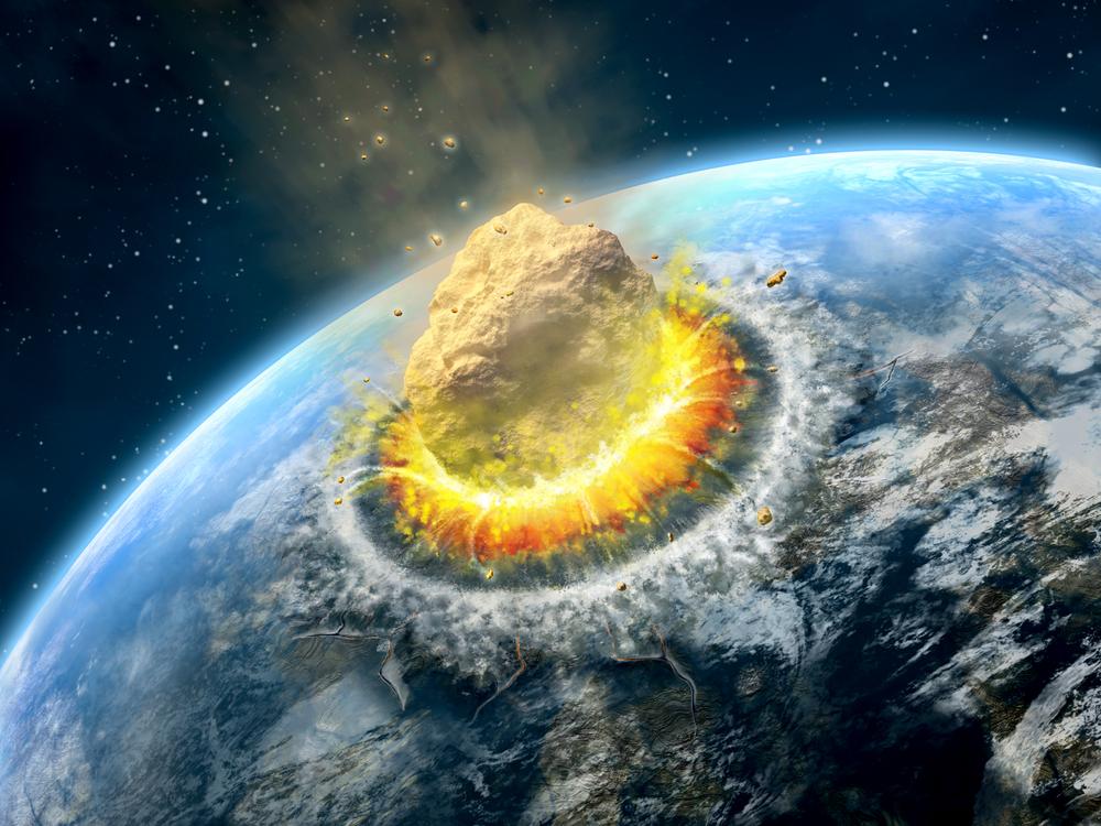 Asteroide gigante podría impactar contra la Tierra en cualquier instante