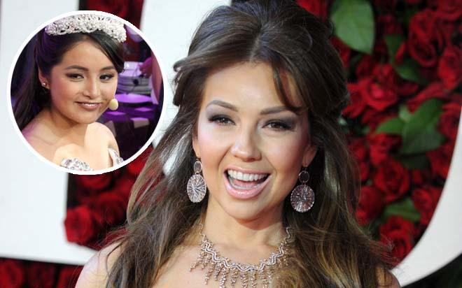 La cantante volvió a grabar la canción 'Quinceañera' en versión reggaeton.