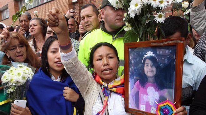 El caso de homicidio de Yuliana Samboní ha conmocionado a Colombia.