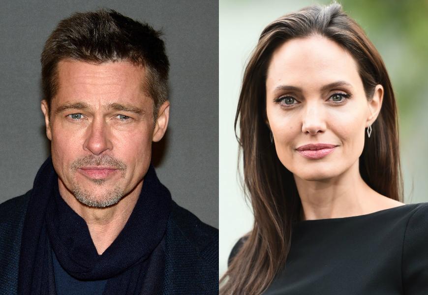 Brad Pitt y Angelina Jolie llegan al primer acuerdo desde que se separaron
