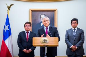 Chile dice adiós al Tratado Transpacífico tras salida de EEUU
