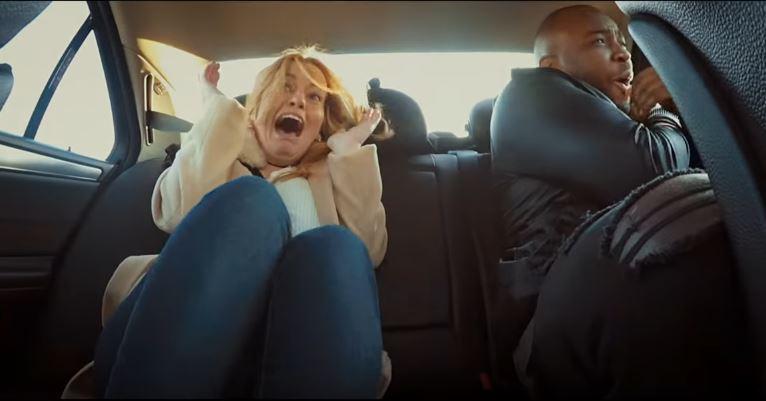 Video: Esto es lo que pasa cuando un piloto de la F1 conduce el taxi al que te subiste