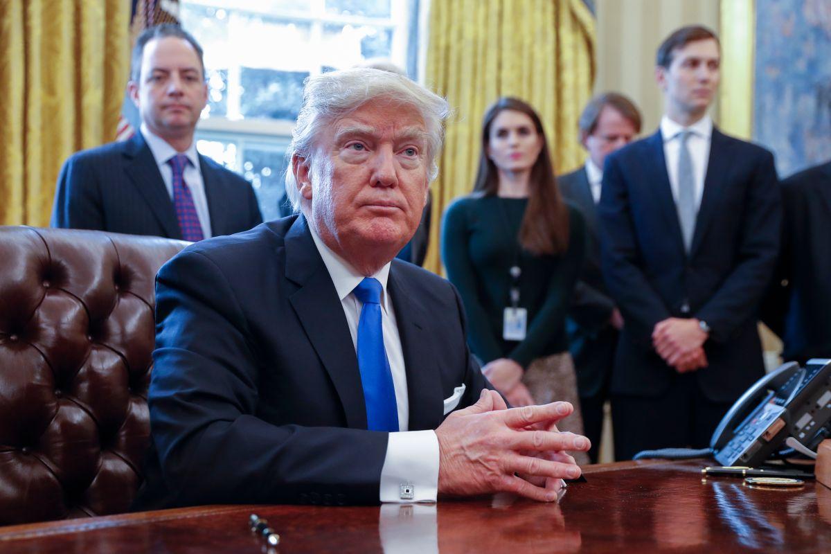 Trump ordenará investigar presunto fraude electoral sin presentar pruebas