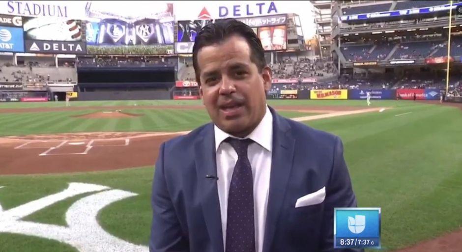 Univision confirma y explica la salida de Jorge Viera de su canal en Nueva York