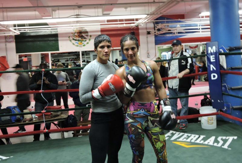 Amanda Serrano quiere un gran show ante 'La Rusita' Rivas