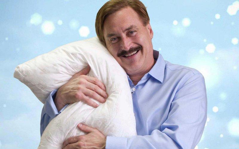 """Negocio de almohadas pro Trump """"pierde el sueño"""""""