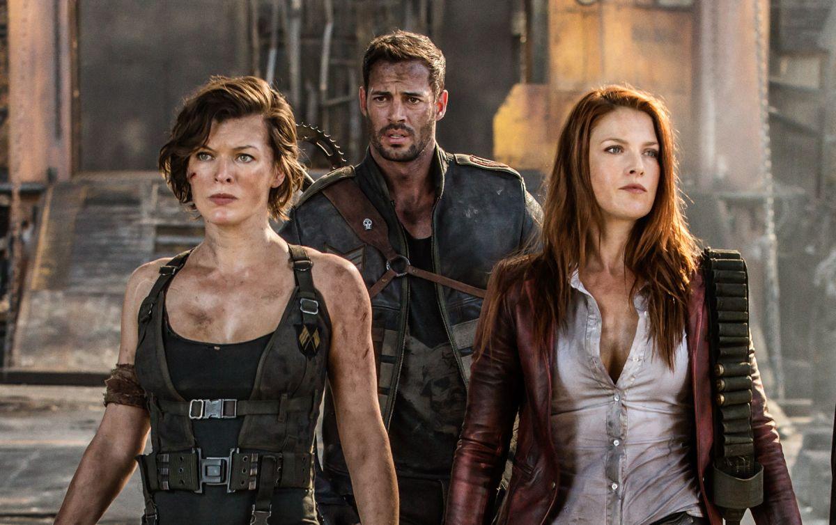 """Milla Jovovich: """"En Resident Evil no verán al William Levy que están esperando"""""""