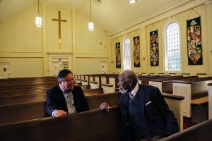 """Morgan Freeman y su Historia de Dios: """"En la religión uno conoce a las mejores personas"""""""