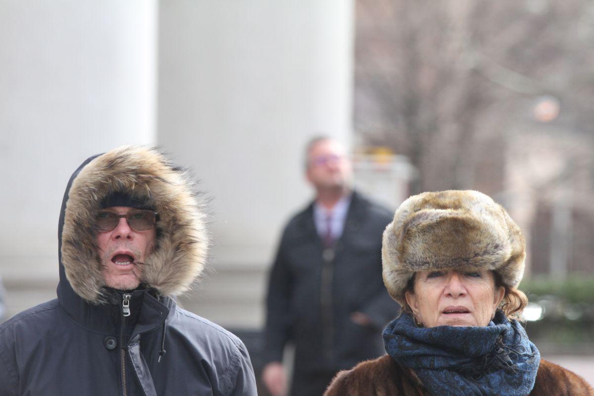 Pronostican primera nevada y más frío extremo